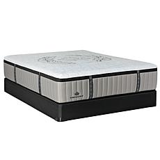 Kingsdown Crown Imperial Crest Plush Hybrid Plush Mattress Set - Queen