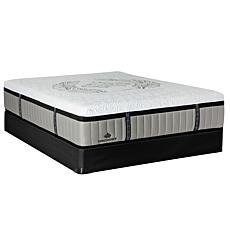 Kingsdown Crown Imperial Empire Hybrid Plush Mattress Set - Queen