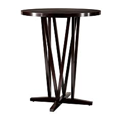 Kington Bar Table - Dark Espresso