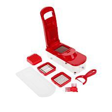 Kitchen HQ Multi-Function Slicer Dicer with Peeler