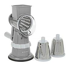 Kitchen HQ Speed Grater and Slicer with Suction Base II