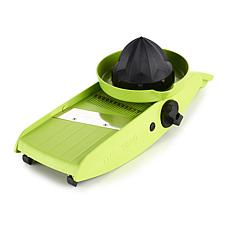 Kitchen Master Mandoline Slicer with Lemon Squeezer