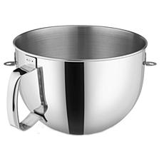 KitchenAid 6Qt Bowl-Lift Polished StainlessSteel Bowl w/Comfort Handle