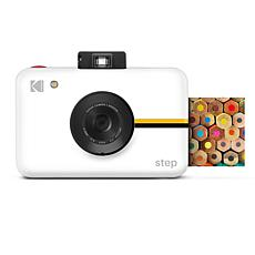 Kodak Step Instant Print Camera (White)