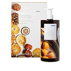 Korres 1-Liter Honey Donut Renewing Body Cleanser