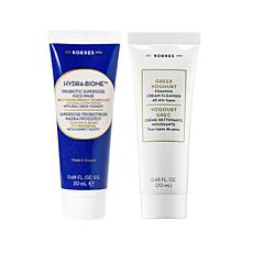 Korres 2-piece Cleanse and Nourish Set