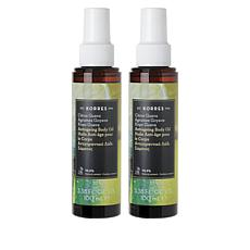 Korres Guava Citrus Anti-Aging Body Oil Duo - 3.38 fl. oz.