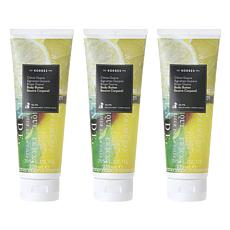 Korres Guava Citrus Body Butter Trio - 7.95 fl. oz.