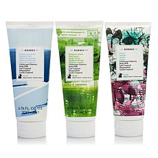Korres Moisturizing Body Milk Trio