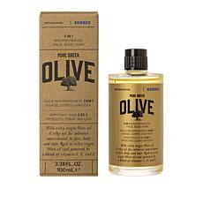 Korres Olive 3-in-1 Nourishing Oil