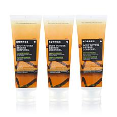Korres Papaya Mango Body Butter Trio