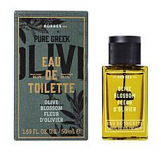 Korres Pure Greek Olive Oil & Olive Blossom Eau de Toilette