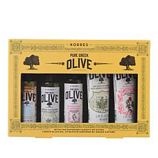 Korres Pure Greek Olive Oil Mini 5-piece Collection