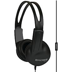 Koss UR10i On-Ear Wired Headphones with Microphone