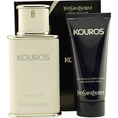 Kouros by Yves Saint Laurent Spray & Body Wash for Men