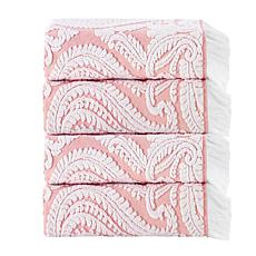 Laina Turkish Cotton 4-piece Bath Towel Set