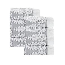 Laina Turkish Cotton 8-piece Wash Cloth Set