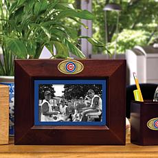 Landscape Brown Picture Frame - Chicago Cubs