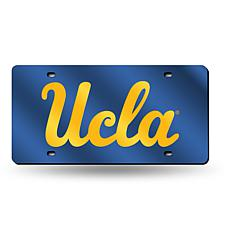 Laser Tag License Plate - UCLA (Blue)