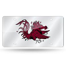 Laser Tag License Plate - University of South Carolina