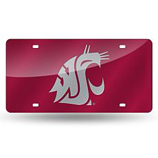 Laser Tag License Plate - Washington State University
