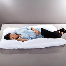 Lavish Home Collection 7-in-1 Jumbo Full Body Pillow