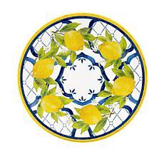 Le Cadeaux Palermo 4-piece Dinner Plate Set