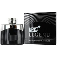 Legend by Mont Blanc - EDT Spray for Men 1.7 oz.