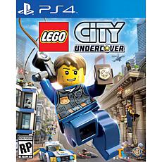 LEGO City Undercover - PS4