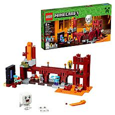 LEGO Minecraft Creative Adventures-21122Nether Fortress