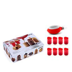 Lekue Cookie Shot Glass Kit