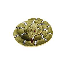 Lelly National Geographic Green Snake Plush
