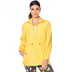 Lemon Way Water Resistant Packable Anorak Jacket