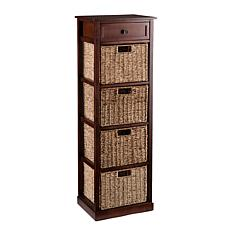 Lewis 4-Basket Storage Tower