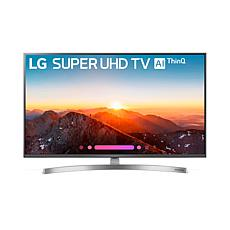 "LG 49"" SK8000PUA Series 4K Super UHD HDR Smart Led TV with AI ThinQ®"