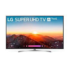 "LG 75"" SK8070PUA Series 4K Super UHD HDR Smart Led TV with AI ThinQ®"