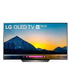 LG B8 OLED 4K Ultra HD Smart TV with Google Assistant and Voucher Sale Televisions | HSN