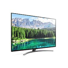 "LG SM8600 49"" 4K Ultra HD NanoCell Smart TV with ThinQ AI"