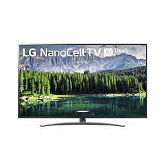 "LG SM8670 75"" 4K Ultra HD NanoCell Smart TV with ThinQ AI"