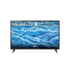 "LG UM7300 49"" 4K Ultra HD HDR Smart TV with AI ThinQ"