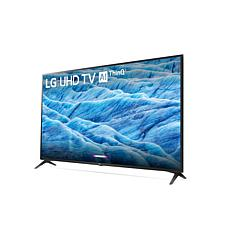 "LG UM7370 70"" 4K Ultra HD HDR Smart TV with AI ThinQ"