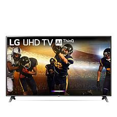 "LG UM8070 82"" 4K Ultra HD HDR Smart TV with AI ThinQ and Voucher"