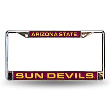 License Plate Frame - Arizona State University