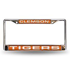 License Plate Frame - Clemson University