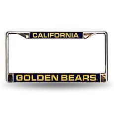 License Plate Frame - University of California