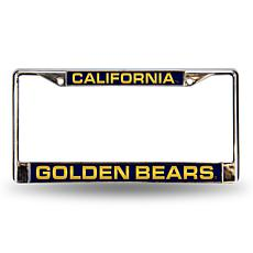 License Plate Frame - University of California