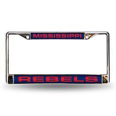 License Plate Frame - University of Mississippi