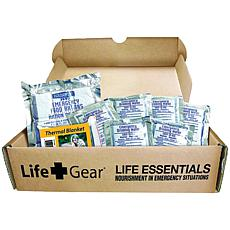 Life+Gear LG329 Life Essential 72-Hour Food and Water Kit
