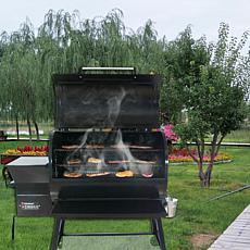 Lifesmart 2000 Wood 7-in-1 Pellet Grill