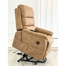 Lifesmart Lie Flat Power Lift Chair
